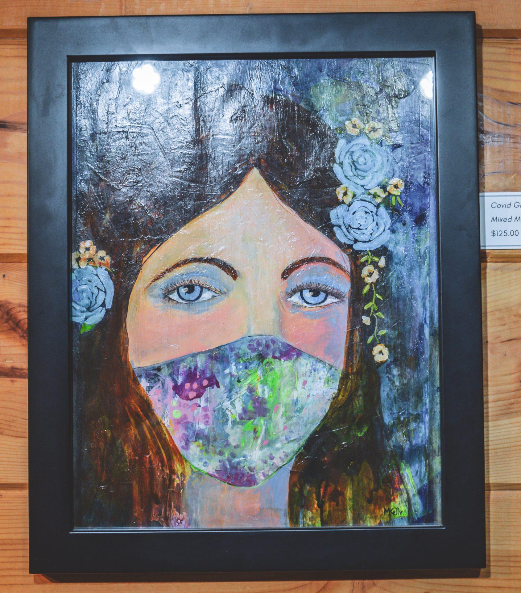 Maureen Kelly, Artist of the Week